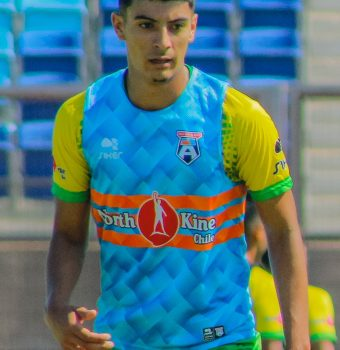 Lucas Benavides